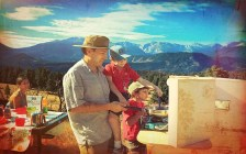 My Camp Kitchen: Family Outdoor Cooking Experience with the Summit