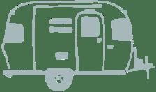 RV Camper Doodle