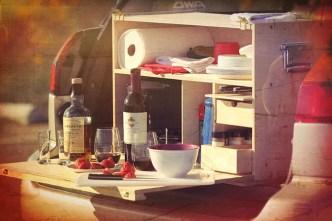 My Camp Kitchen Outdoorsman Tailgating Closeup