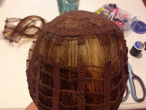 Modifying wig 1