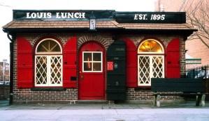 Hamburger – Louis Lunch