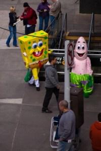 Times Square Kinder
