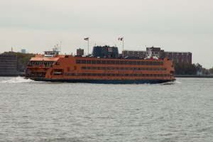 Staten Island Ferry, New York