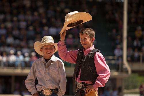 Calgary Stampede Kinder