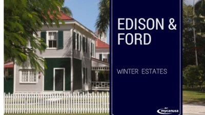 Edison Ford Winter Estates Florida