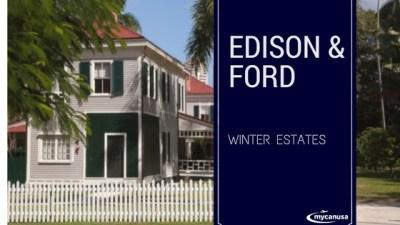 Edison Ford Winter Estates Florida