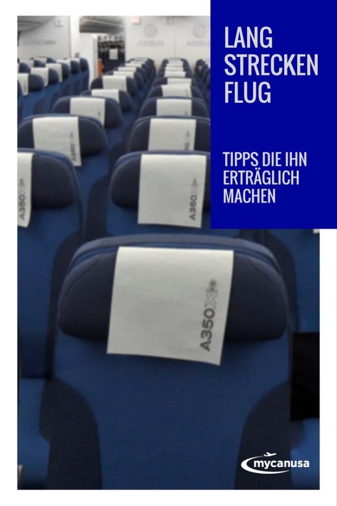 Top Langstreckenflug Tipps