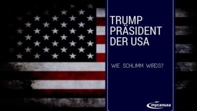 Trump wird Präsident der USA – Wie schlimm wirds?