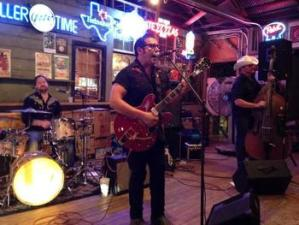 The Georges @ Gruene Hall | New Braunfels | Texas | United States