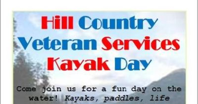 Hill Country Veteran Services Kayak Day @ Rockin R River Rides | New Braunfels | Texas | United States