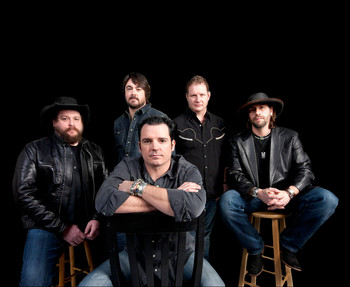 Reckless Kelly performs at Gruene Hall.
