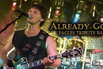 Eagles tribute band Already Gone.