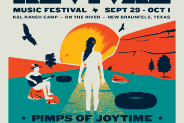 River Revival poster