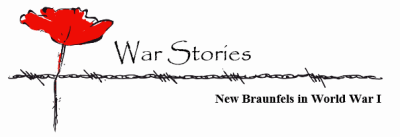 Comal County & War: Memories of World War I @ Bulverde/Spring Branch Library | Bulverde | Texas | United States