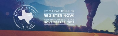 2017 Chosen Half Marathon and 5K @ Summit Resort | New Braunfels | Texas | United States