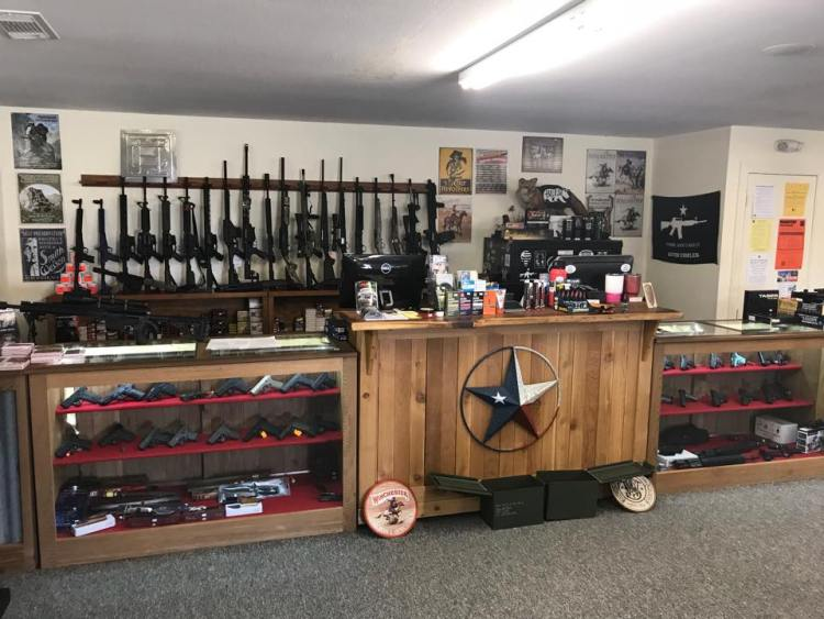 guns at Hill Country Truck Store and Firearms