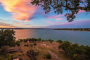 view of canyon lake