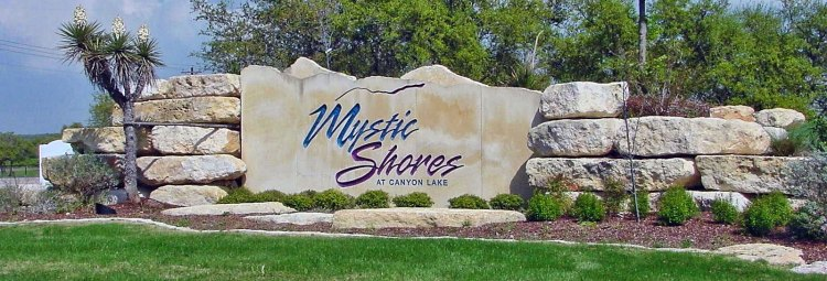 Mystic Shores Entrance