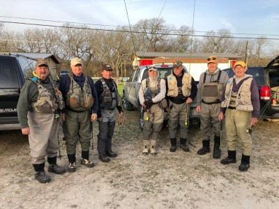 Introduction to Fly Fishing @ Cypress Bend Park | New Braunfels | Texas | United States