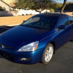 Used 2005 Honda Accord Ex L Coupe V6 Manual 6mt 2005 Honda Accord W 14 000 Original Miles V6 Manual 6mt 2017 2018 Is In Stock And For Sale Mycarboard Com