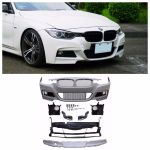 12 16 F30 M Sport Mtech Front Bumper No Pdc For All Bmw F30 3 Series 328 335 320 2019 Is In Stock And For Sale Mycarboard Com