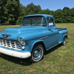 1955 Chevrolet Other Pickups 3100 1955 Chevy Truck 2018 Mycarboard Com