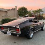 1967 Ford Mustang Fastback Raven Black 1967 Ford Mustang Fastback 2018 2019 Mycarboard Com