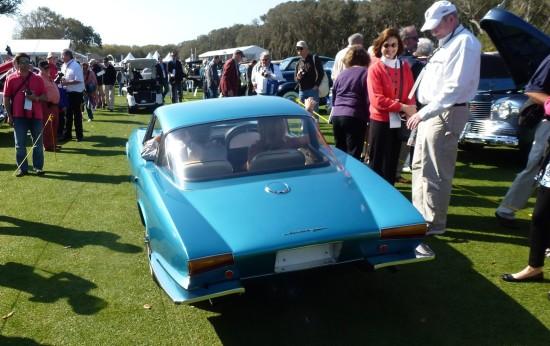 1963 Corvette Rondine