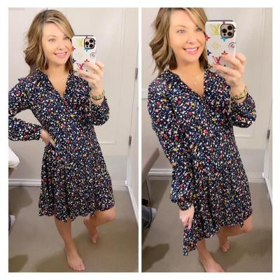 THIS $22 DRESS is perfection!