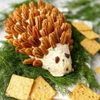 Hedgehog Cheeseball