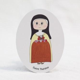 Saint Thérèse magnet