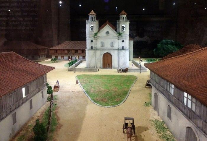 San Juan Bautista Church in Pari-an