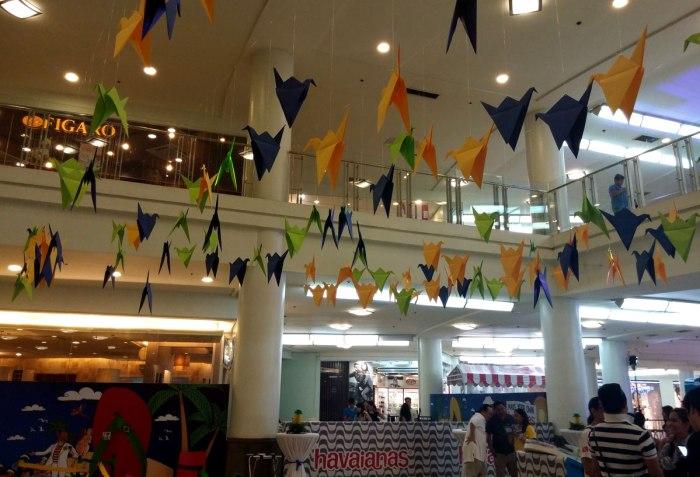 Make Your Own Havaianas 2014 Ayala Center Cebu.