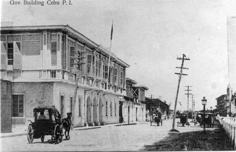 Old Cebu Capitol.