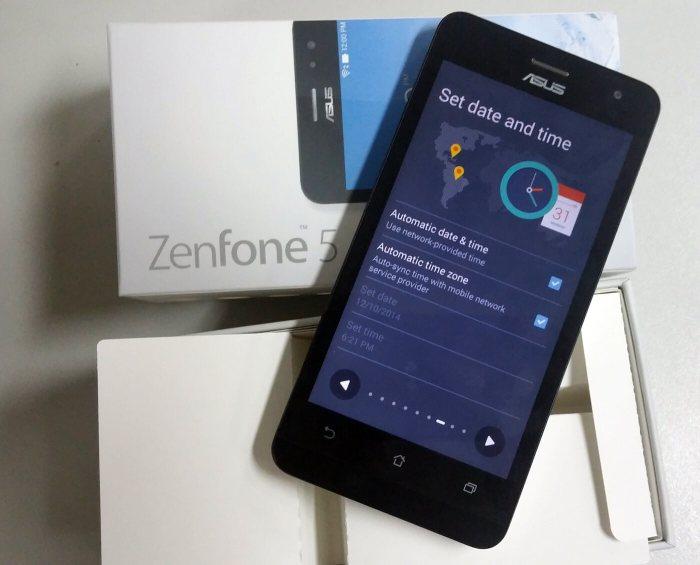 Asus Zenfone Lite 5 ZenUI