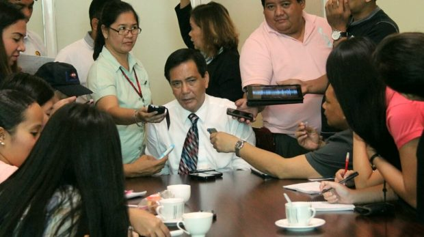 Mayor Rama press conference
