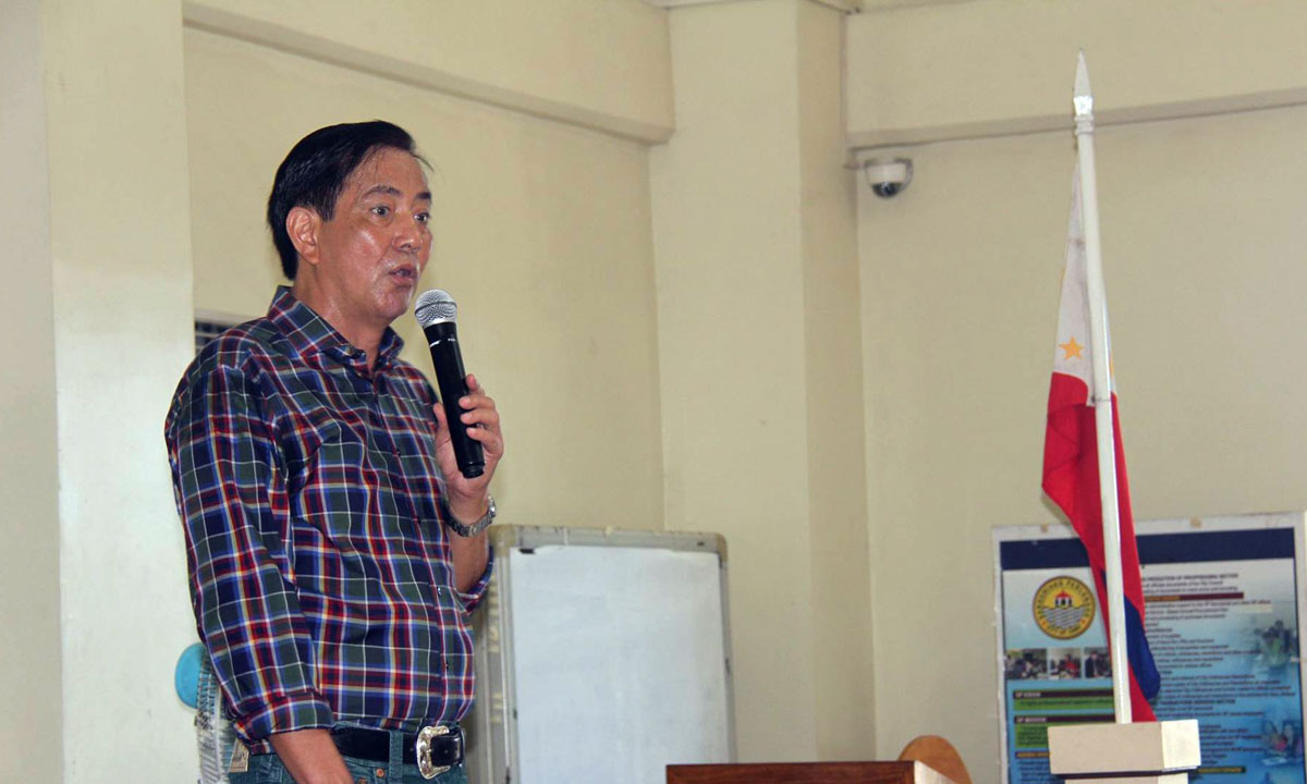 Mayor Michael Rama