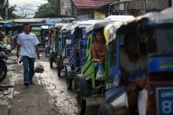 Tricycles banned from Mandaue national highway