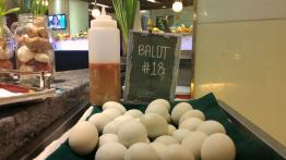 Balot #18 - 18 stands for 18 days - the age of the egg.