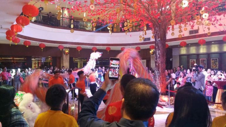 Marco Polo Plaza Cebu Chinese New Year
