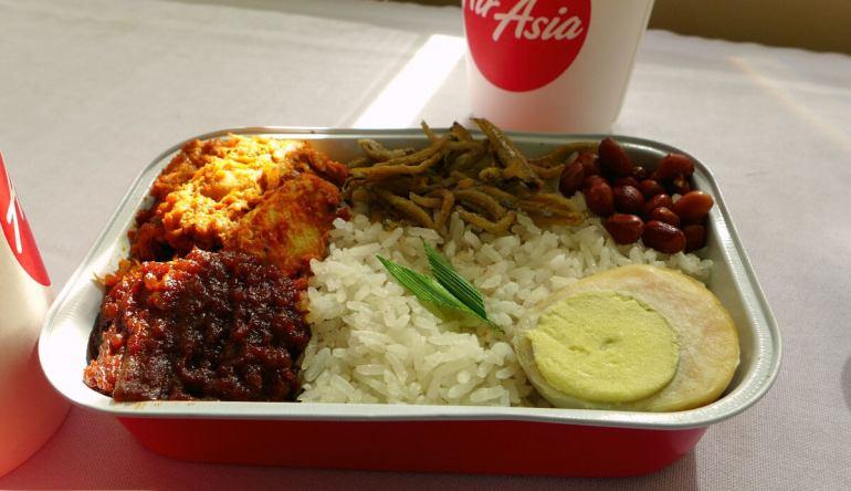 AirAsia Nasi Lemak