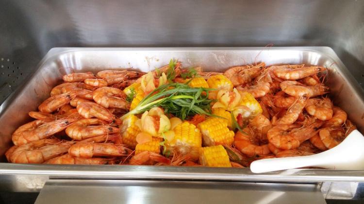 Choobi Choobi shrimps