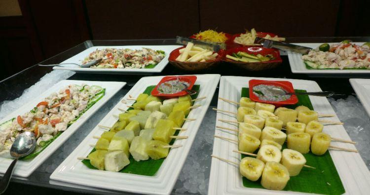 Marco Polo Plaza Cebu culinary journey