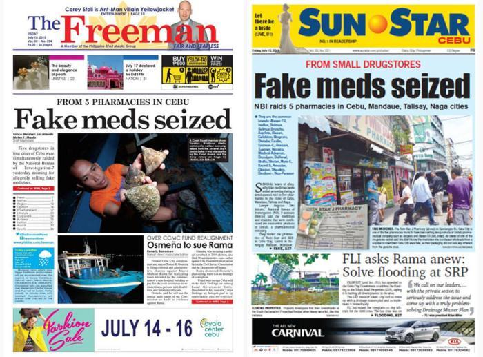 Top Cebu News Stories