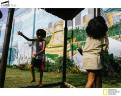 Children at play in Cebu.