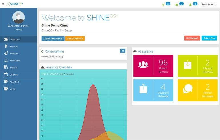 SHINE OS+