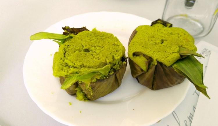Moringa bibingka from Alegria