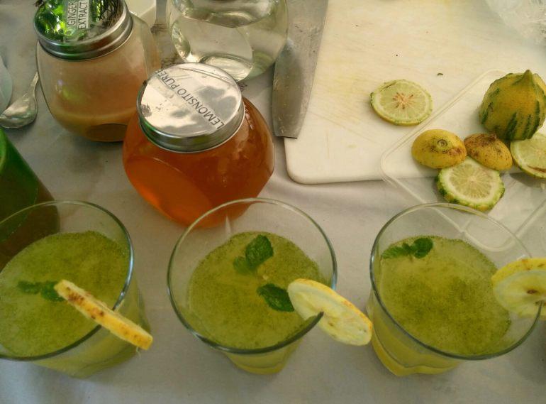 Westy Minty Lemonade of Balamban