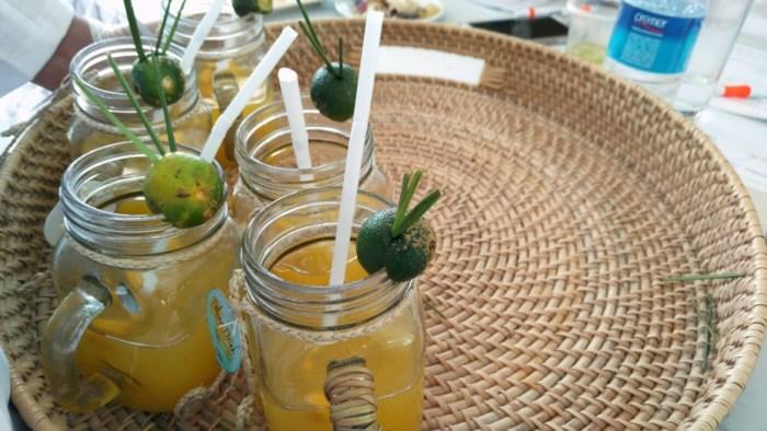 Talema juice Tabuelan