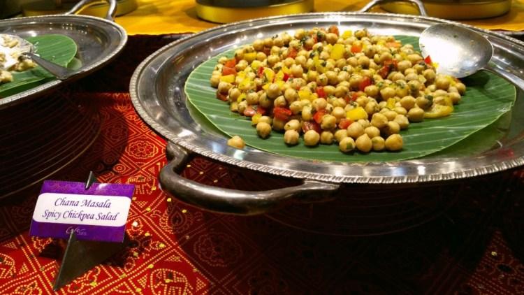 Chana masala Marco Polo Khana culinary journey